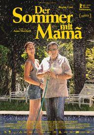 """Filmplakat für """"Der Sommer mit Mama"""""""