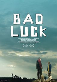 """Movie poster for """"Bad Luck"""""""