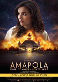 """Filmplakat für """"Amapola - Eine Sommernachtsliebe"""""""