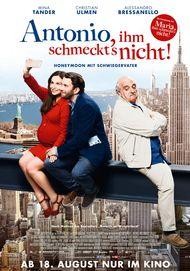 """Filmplakat für """"Antonio, ihm schmeckt's nicht"""""""
