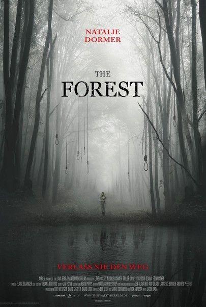 """Filmplakat für """"THE FOREST"""""""
