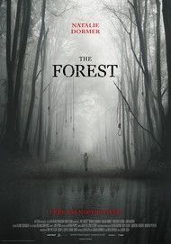 "Filmplakat für ""THE FOREST"""