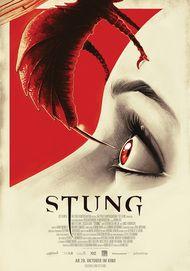 """Filmplakat für """"Stung"""""""