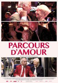 """Filmplakat für """"Parcours d'Amour"""""""