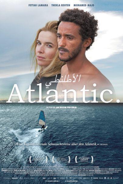 """Filmplakat für """"Atlantic."""""""