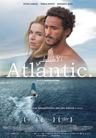 "Movie poster for ""Atlantic."""