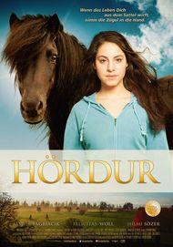 """Filmplakat für """"Hördur"""""""