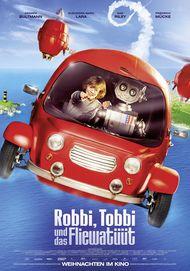 """Filmplakat für """"Robbi, Tobbi und das Fliewatüüt"""""""