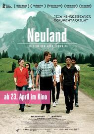 """Movie poster for """"Neuland"""""""