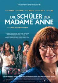 """Filmplakat für """"Die Schüler der Madame Anne"""""""
