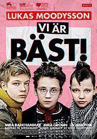 """Filmplakat für """"WIR SIND DIE BESTEN"""""""
