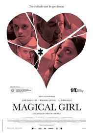 """Movie poster for """"MAGICAL GIRL"""""""