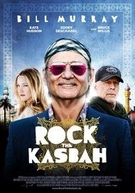 "Filmplakat für ""ROCK THE KASBAH"""