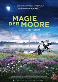 """Filmplakat für """"Magie der Moore"""""""