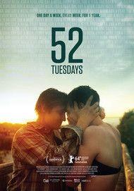 """Filmplakat für """"52 Tuesdays"""""""