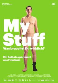 """Movie poster for """"My Stuff"""""""