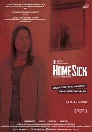 """Movie poster for """"HomeSick"""""""