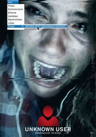 "Filmplakat für ""Unknown User"""