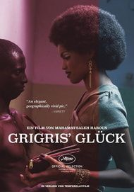 """Movie poster for """"GRIGRIS"""""""