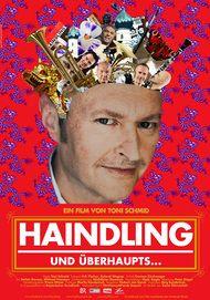 """Filmplakat für """"Haindling - und überhaupts..."""""""