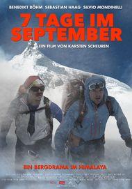 """Filmplakat für """"7 Tage im September"""""""