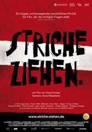 """Filmplakat für """"Striche ziehen"""""""
