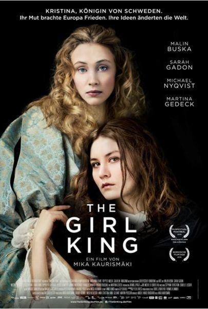 "Filmplakat für ""THE GIRL KING"""