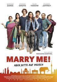 "Filmplakat für ""Marry Me"""