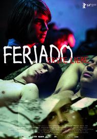 """Movie poster for """"Feriado. Erste Liebe"""""""