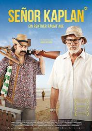 "Filmplakat für ""Senor Kaplan"""