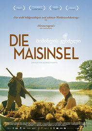"""Filmplakat für """"Die Maisinsel"""""""