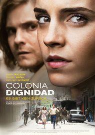 """Filmplakat für """"COLONIA"""""""