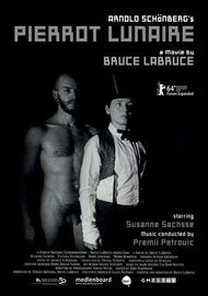"""Movie poster for """"Pierrot Lunaire"""""""