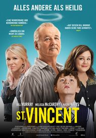 "Filmplakat für ""St Vincent"""