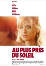 "Movie poster for ""AU PLUS PRES DU SOLEIL"""