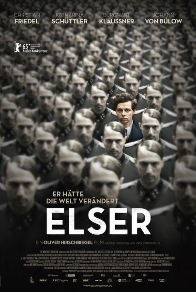 "Filmplakat für ""ELSER"""