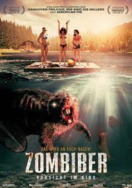 """Filmplakat für """"Zombiber"""""""