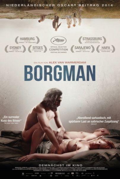 "Movie poster for ""Borgman"""