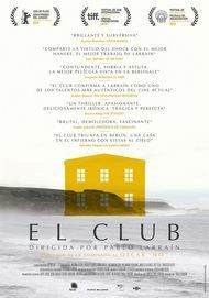 """Movie poster for """"THE CLUB"""""""