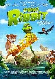 """Filmplakat für """"Prinz Ribbit"""""""