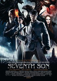 "Filmplakat für ""SEVENTH SON"""
