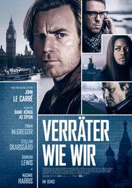 """Filmplakat für """"Verräter wie wir"""""""