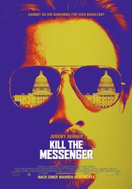 "Filmplakat für ""KILL THE MESSENGER"""