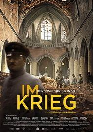 """Filmplakat für """"Im Krieg"""""""