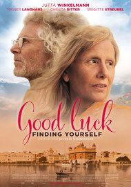 "Filmplakat für ""Good Luck Finding Yourself"""