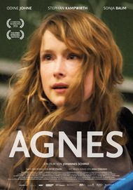 """Movie poster for """"Agnes"""""""