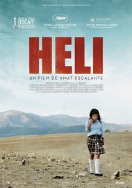 """Movie poster for """"HELI"""""""