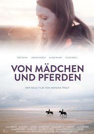 """Filmplakat für """"Von Mädchen und Pferden"""""""