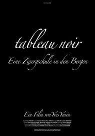 "Movie poster for ""Tableau Noir"""