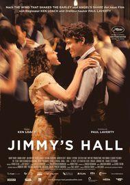 """Filmplakat für """"JIMMY'S HALL"""""""